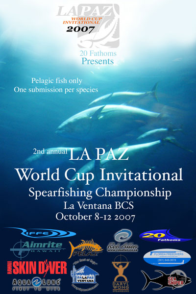 2007 World Cup Flyer